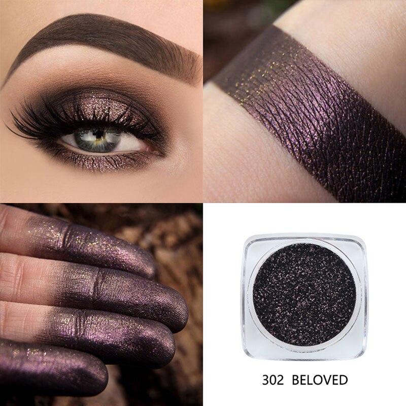 HANDAIYAN 2019 12 Color Diamond Glitter Eyeshadow Makeup Eye Shadow 1pc Magnificent Metals Glitter and Glow Liquid Eyeshadow