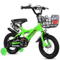 Çocuk bisiklet 2 6 yaşında bebek bisiklet 14 inç erkek ve kadın bisiklet|Bisiklet|Spor ve Eğlence -