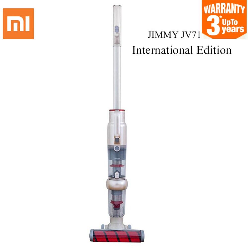 [Free Duty] Новый робот-пылесос Xiaomi JIMMY JV71 вертикальный беспроводной ручной пылесос-международная версия