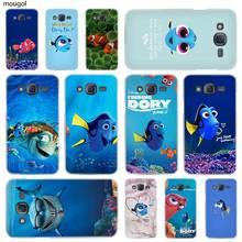 af2c1483818 MouGol encontrar Nemo pez payaso de la caja del teléfono duro para Samsung  Galaxy J3 J4