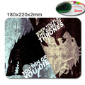 Guild wars 2 Anti - Slip fast Laptop mouse pad printing size 220 * 180 * 2 mm high new DIY soft rubber game mouse cool mouse pad