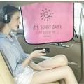Criativo Janela Lateral Do Carro Cortina Pára TPU Impermeável Automotivo Janelas Laterais Do Carro Magnético Tampa Sun Shades Blinds