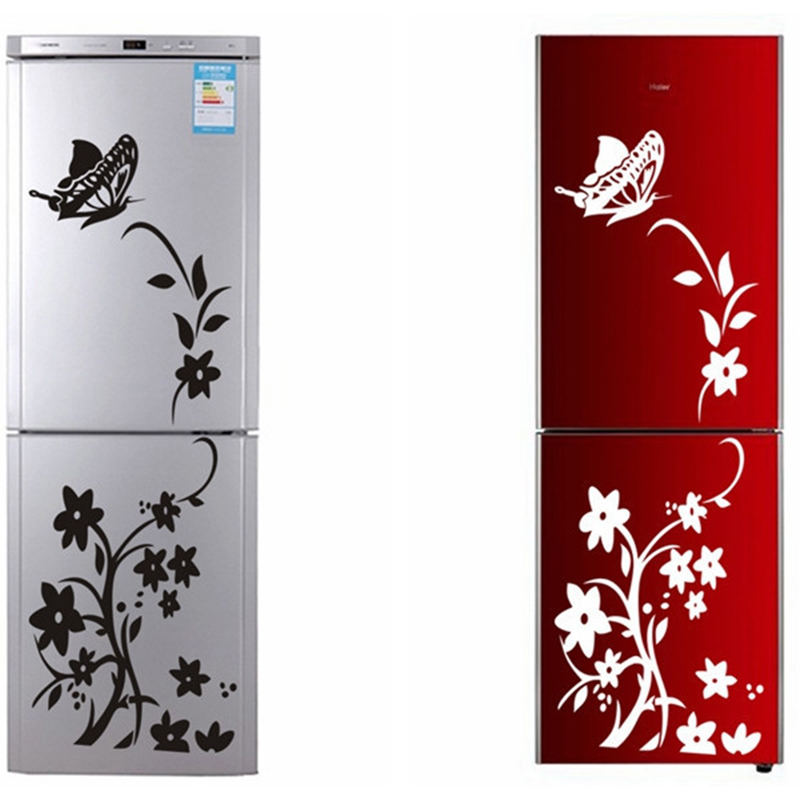Refrigerator Butterfly Wall Sticker 1