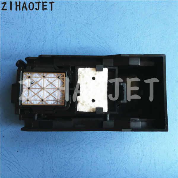 2 pcs gratis pengiriman format Besar plotter Mimaki JV33 JV5 stasiun cap perakitan untuk Epson DX5 kepala cleaning kit dengan spons