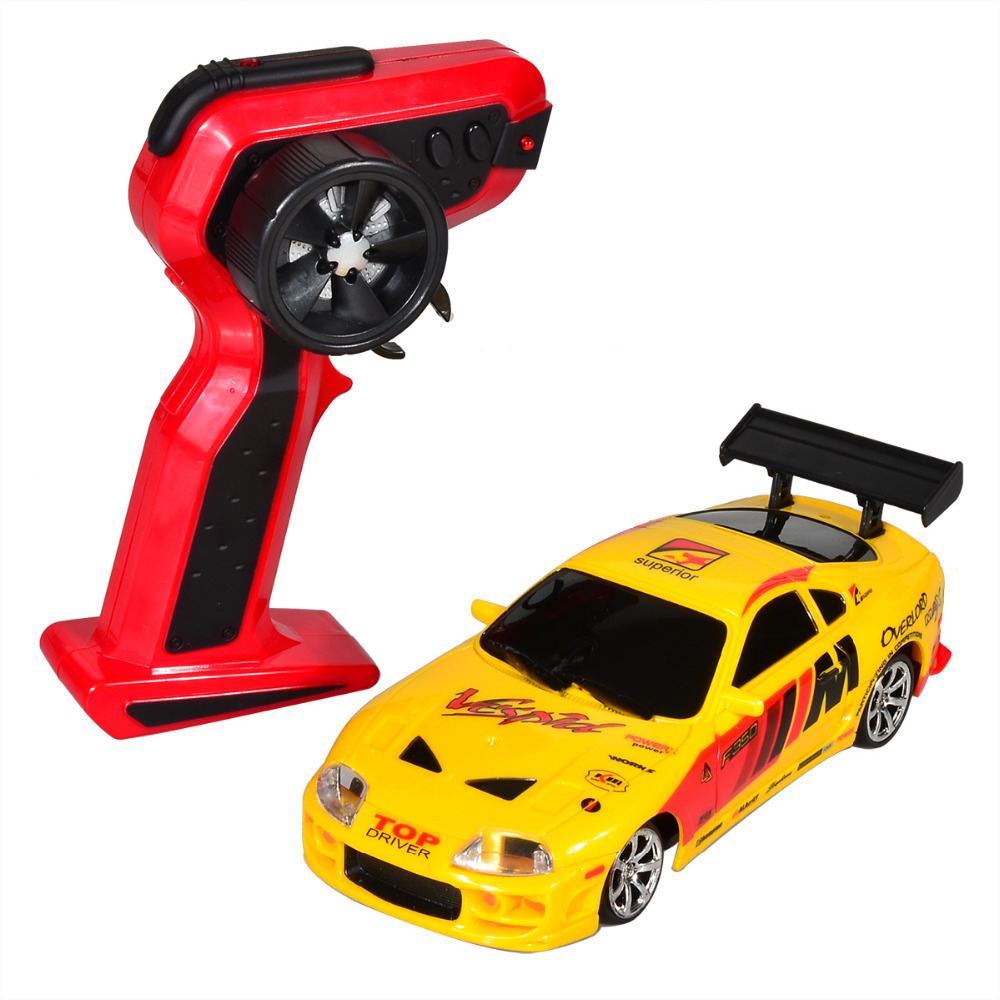 RC Car 4WD 1:24 Drift Car Toys For Childen High Speed Type