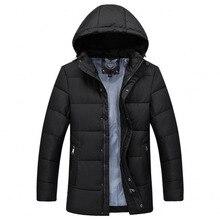 2017 Winter New Designed Hot Selling Fashionalble Jackets Long Sleeves Hooded Warm Men's WindproofCoat