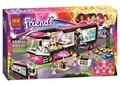 Bela 10407 Friends Gril Makeup Artist Pop Star Tour Bus Minifigures Building Block Minifigure Toys Compatible With Legoe