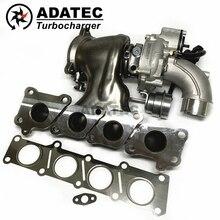 ยี่ห้อใหม่K03 Turbine 53039700191 53039700288 53039880288 Full Turbo LR031510 LR045098สำหรับRange Rover Evoque LV 2.0 1999 Ccm