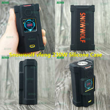 Silicone Case For Authentic Sigelei SnowWolf Vfeng 230W Sleeve protective Dust and waterproof case from RHS home free shipping(China)