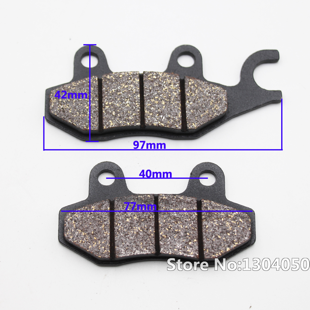 US $5 38 18% OFF|NEW Brake Pads set for Yerf Dog Spiderbox 150cc GX150 go  kart-in Brake Disks from Automobiles & Motorcycles on Aliexpress com |