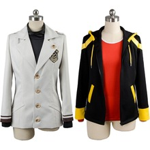 Mystic Messenger 707 EXTREME Saeyoung/Luciel Choi 7 Outfit military ZEN Cosplay Costume T Shirt Jacket Custom Made