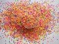Mezclar Colores de Neón Forma HEXAGONAL Resistente A los Disolventes Glitter Lentejuelas, Lentejuelas para nail art decoration G506