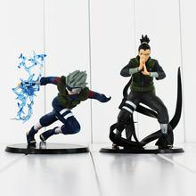 2 Styles Naruto PVC Action Figure Toy