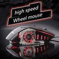 Usb Con Cable Ratón Para Juegos de Ordenador Gamer Ergonómico Ratón Óptico de 6 Botones LOLFps Emperorship LOL CF Dota Ratón Ratones 3200 DPI