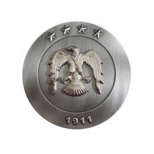 Souvenir 3D Promotional Coin Gift Eagle Logo Commemorative
