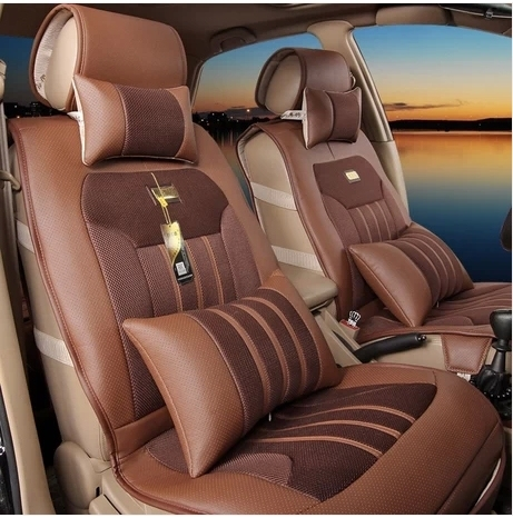 Free Shipping For KIA Optima Special Seat Covers Breathable Comfortable Health Fashion
