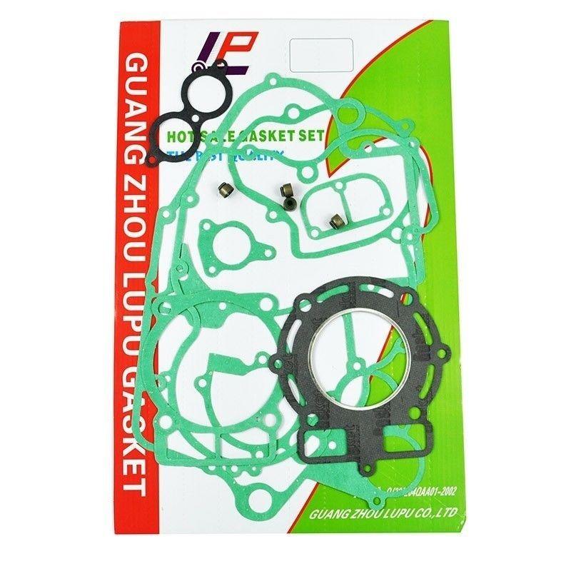 LOPOR For KTM 250 EXC  2001-2005 Engine Gasket Kit Cylinder Top End Crankcase Stator Clutch Cover Gaskets Set LOPOR For KTM 250 EXC  2001-2005 Engine Gasket Kit Cylinder Top End Crankcase Stator Clutch Cover Gaskets Set