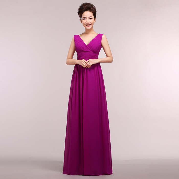 Online Get Cheap Purple Semi Formal Dress -Aliexpress.com ...