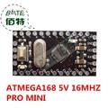 Pro Mini Модуль Atmega168 5 В 16 М Для Arduino Совместимый С Nano