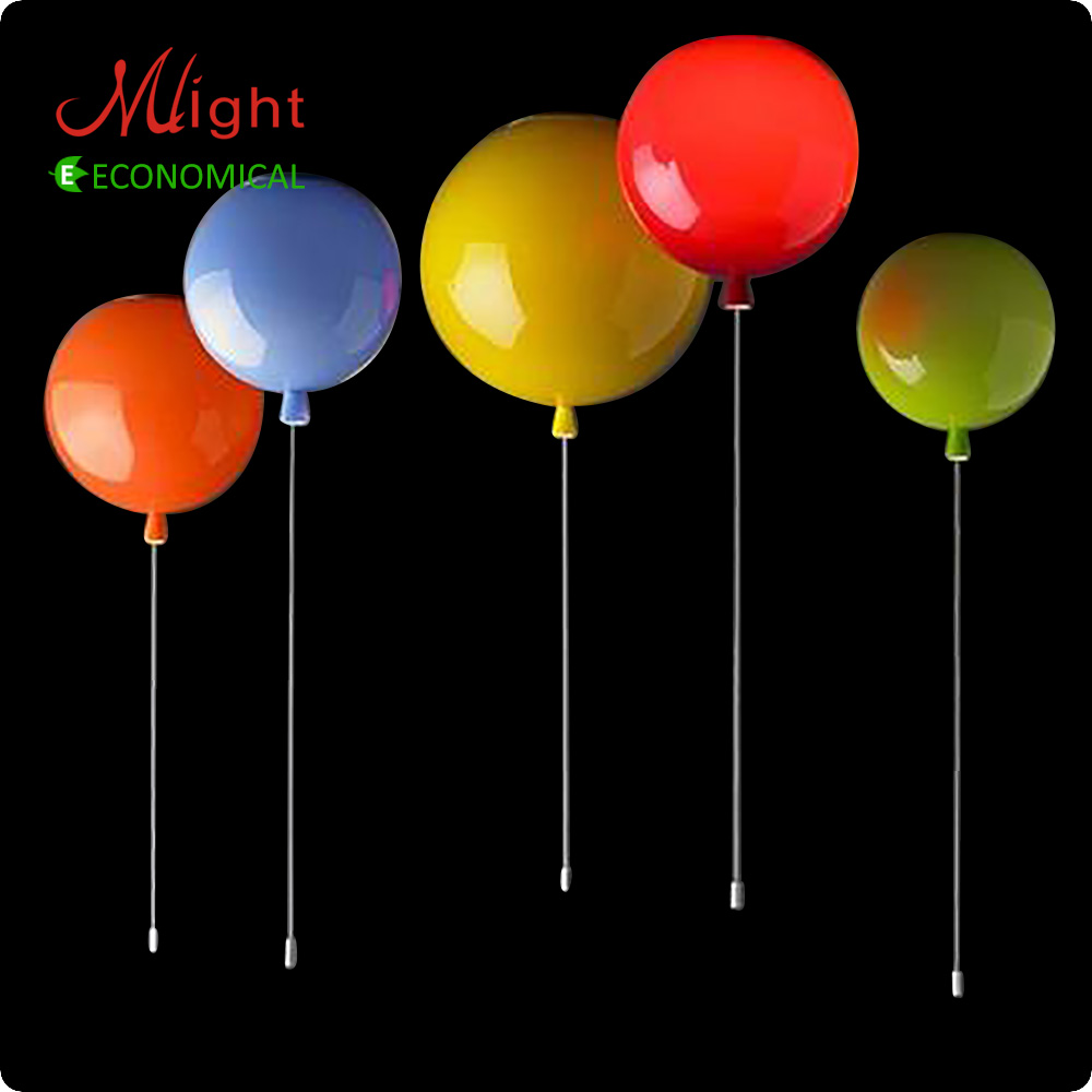 popular balloon ceiling light buy cheap balloon ceiling light lots from china balloon ceiling. Black Bedroom Furniture Sets. Home Design Ideas