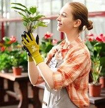 Children Gardening Glove  2 pairs  Safety Glove wonder grip Nylon With Nitrile Sandy Coated Work Glove work glove 5 pairs nylon spandex with nitrile foam 3 4 dipped safety glove