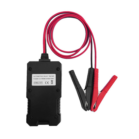 NEW Automotive Electronic Relay Tester Alligator Clip Car Tester Diagnostic Tool for 12V Car Lahore