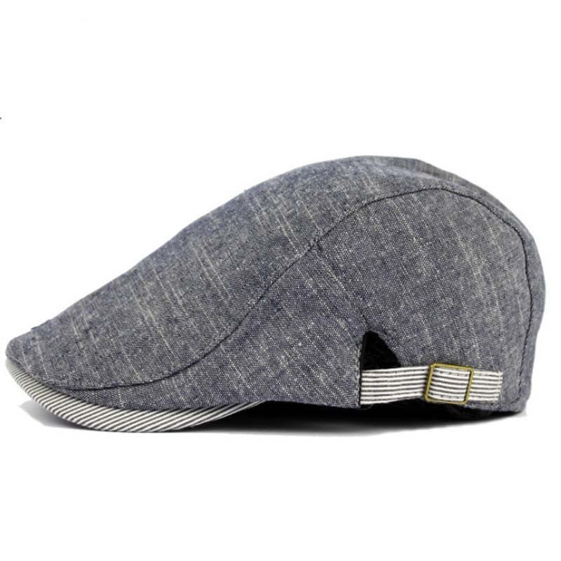 Nueva Moda Clásico Retro Boinas Gorra Para Hombre Primavera Verano - Accesorios para la ropa