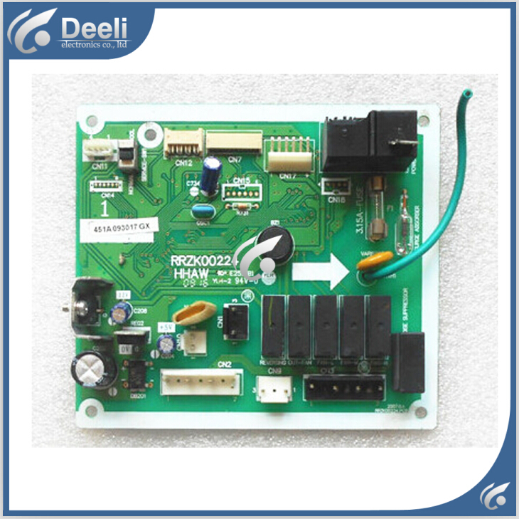 95% new good working for air conditioning computer board KFR-36GW/G RRZK00224 HHAW PC control board on sale стоимость