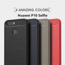 For Huawei P10 Selfie Case Luxury Full Soft TPU Silicone Cov