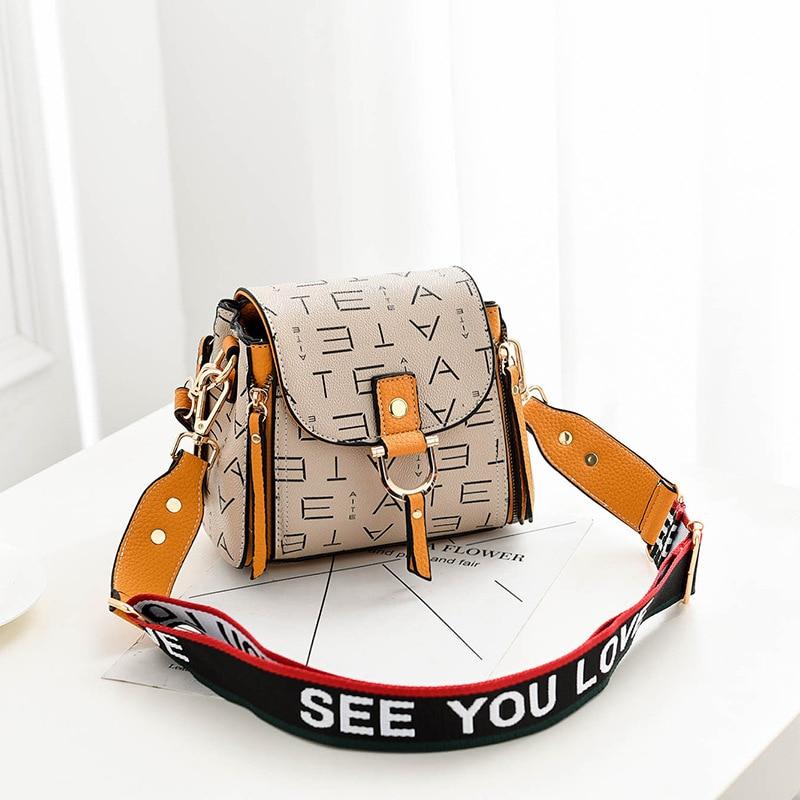 2018 crossbody bags for women leather handbags luxury