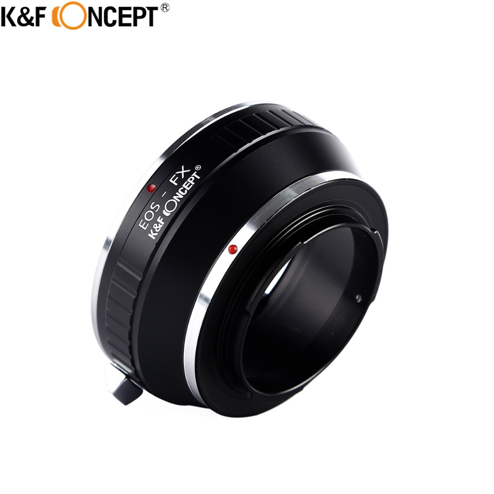K & F CONCEPT EOS-FX камера линзаларын - Камера және фотосурет - фото 5