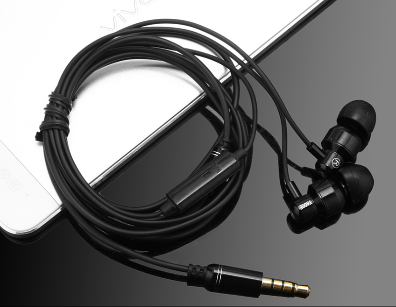 Metal Professional Earphone Y690 Headphone Bass Headset with Mic Stereo Earbuds for Mobile Phone Samsung Xiaomi  fone de ouvido