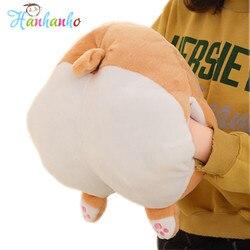 16 novelty corgi dog hip hand warmer cartoon animal sofa cushion kids pillow toy 42 42cm.jpg 250x250