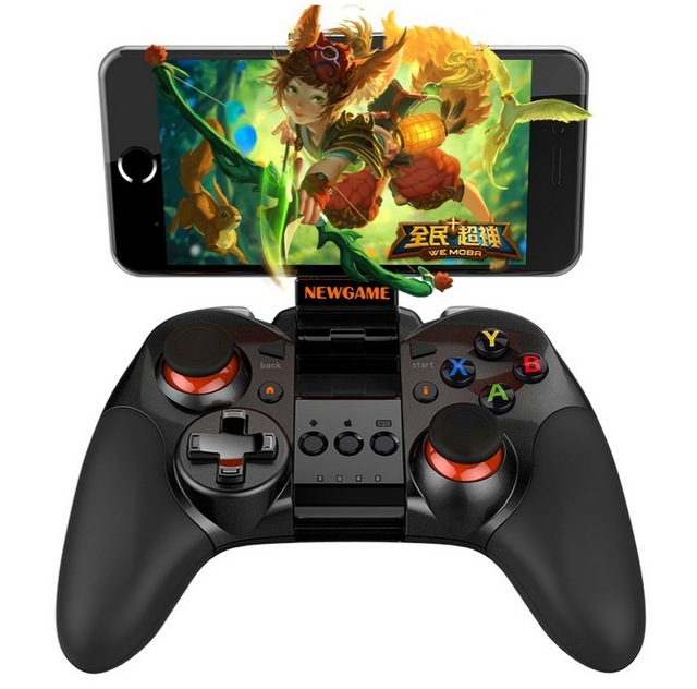 Bluetooth Wireless N1 Pro Game Remote Controller For Mobile Phone IOS Android PC 3D font b
