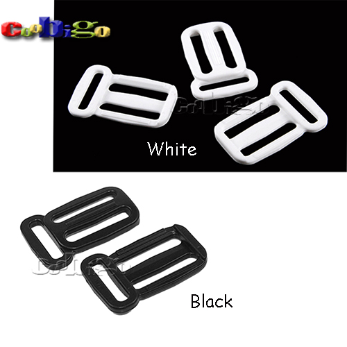 Apparel Sewing & Fabric Size 3/4x1 Plastic Dual Slider Tri-glide Adjust Buckles Dog Collar Harness Backpack Straps Bag Parts 5~500pcs Pack #flc125-b/w Arts,crafts & Sewing