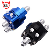 evil energy Oil Cooler Sandwich Adapter Relocation Male Sandwich Fitting Adapter UNF3/4X16 M20X1.5 Oil Adapter AN10 Fittings цена и фото