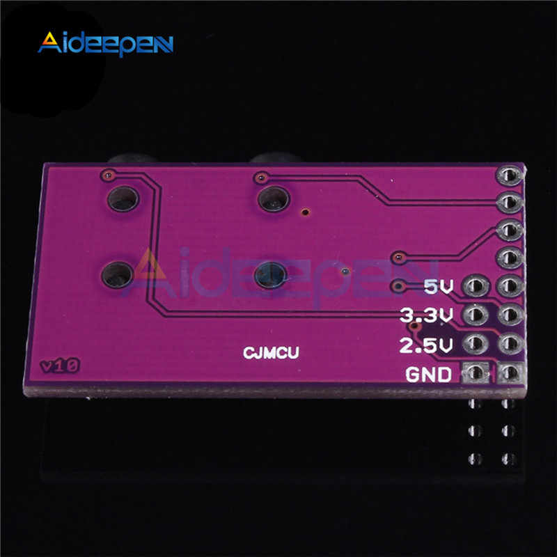 3,5 мм CJMCU двухканальный MP3 аудио Плата стерео гарнитура видео Микрофон интерфейс модуль расширения для MP3 микрофон динамик