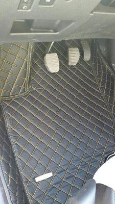 BIHADE Custom car floor mats for Volkswagen All Models vw passat b5 6 polo golf tiguan jetta touran touareg car styling floor