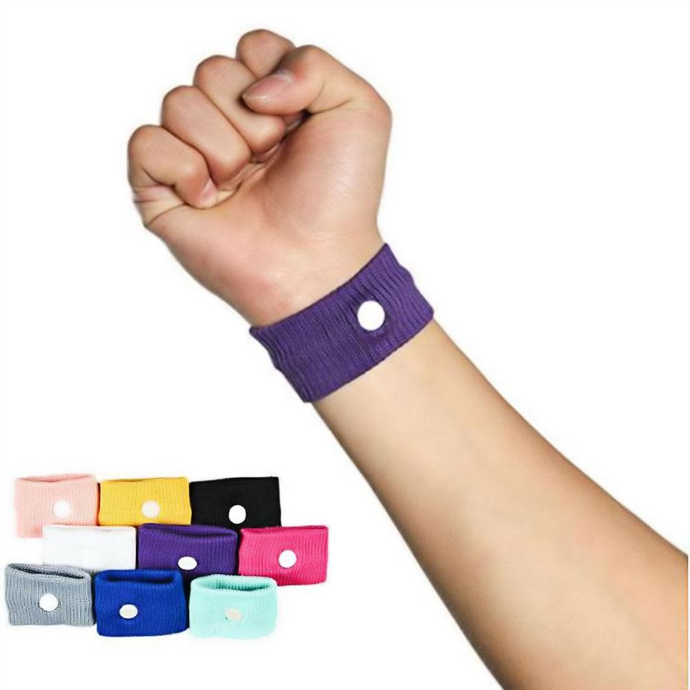 Wrist bands for nausea