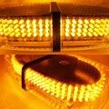 Oval 12V 240 LED Roof Top Emergency Hazard Warning /Mini Bar Strobe Light -Magnetic Base For BMW Audi Mercedes Kia Opel VW Golf