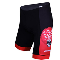 CKAHSBI 2017 Summer Cycling Shorts Clothing Bike Road Ciclismo Bicycle Underwear 3D Gel Pad Shockproof Men Bike Short Team S-3XL