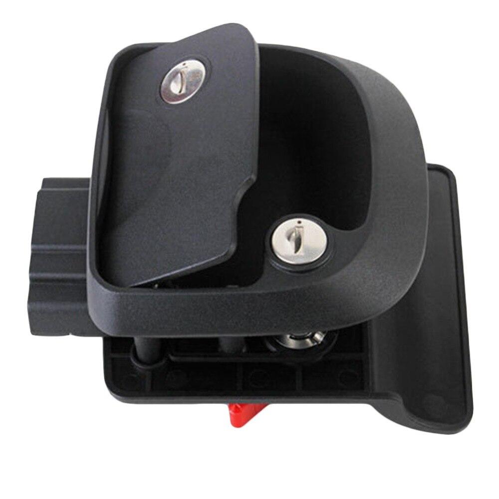 Push Bouton de Verrouillage Poignée De Porte RV Cabinet Tiroir Camping-Car Caravane Moteur Accueil Armoire Tiroir de Cabinet Push Loquet #279602