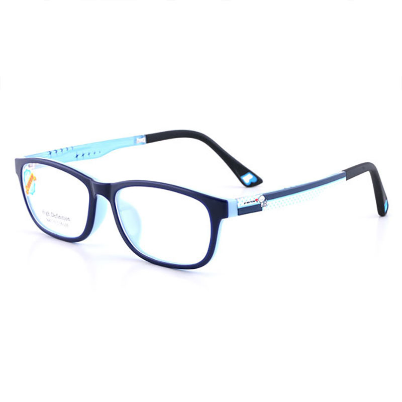 5683 Child Glasses Frame For Boys And Girls Kids Eyeglasses Frame Flexible Quality Eyewear For Protection And Vision Correction