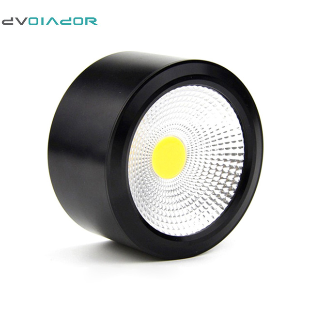 DVOLADOR Opbouw LED Downlight 3 W 5 W 7 W 10 W Dimbare LED Plafond ...