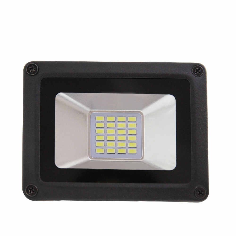 Новые 2018 прожекторы 10 Вт 20 Вт 30 Вт 50 Вт светодиодные прожекторы наружные 220 В прожекторы лампа садовый внешний отражатель