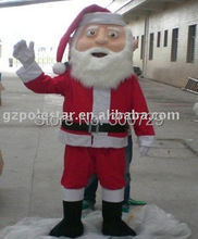 Father Christmas Mascot/Christmas Costume