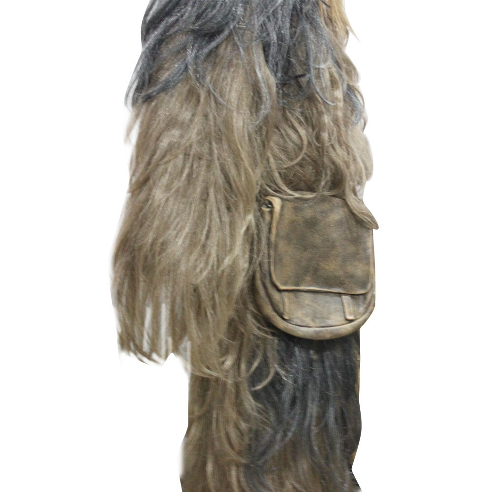 Star Wars 7 Series Cosplay Chewbacca Halloween Suit Costume4