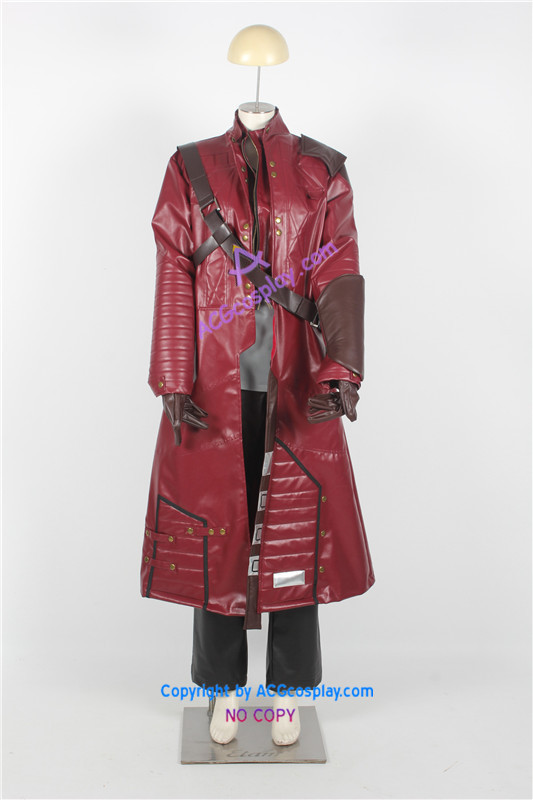 Guardians of the Galaxy Starlord Cosplay Costume