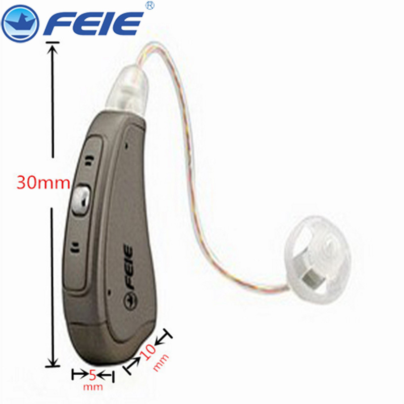 Digital Hearing Aid Hear Amplifier Digital Programmable Aids MY-20 8 channels Tinnitus masking RIC Earphone New Arrival 2018 feie cheap hearing aid ric hearing tubes my 20 digital programmable tinnitus hearing aids as seen on tv 2017 free shipping