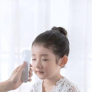 Image 3 - شاومي Mijia iHealth ميزان الحرارة الرقمي حمى الأشعة تحت الحمراء الطفل الاطفال ميزان الحرارة عدم الاتصال الجبين السريع اختبار درجة الحرارة